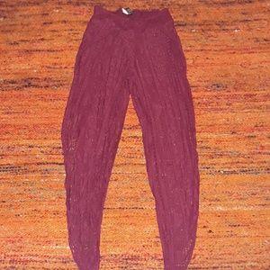 Becca Side Split Pants.